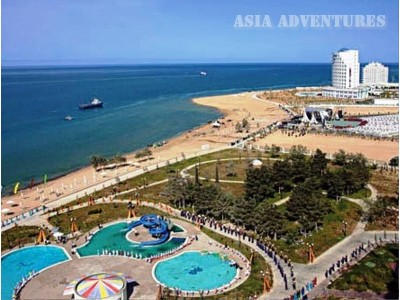 Avaza - is a wonderful seaside resort