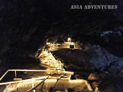stairs to Cove Ata