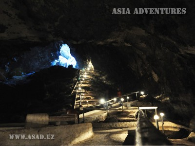 Bakharden Cave
