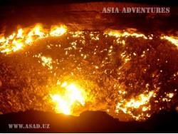 Darvaza gaz crater