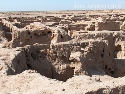 Archeology, Margush, Turkmenistan