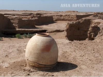 Margush, Turkmenistan