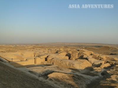 Nissa, Turkmenistan