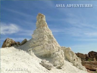 соль на Аральском море