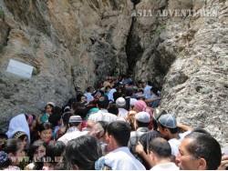 Hozrat-Daud cave