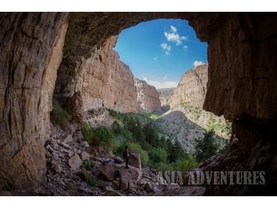 Пещера Тамерлана (пещера Амира Темура)