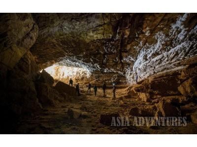 Знаменитая пещера Тамерлана