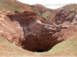 Caves of Uzbekistan