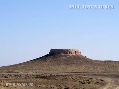 Chalpyk-kala fortress