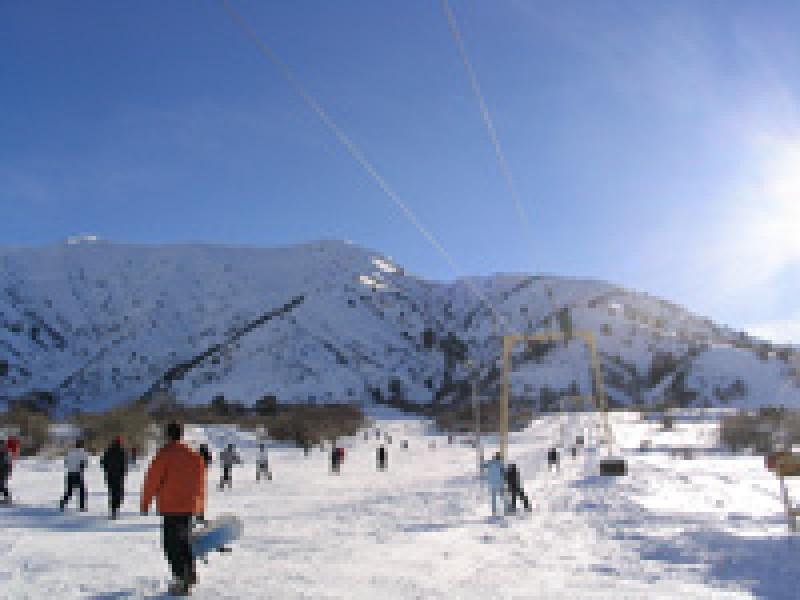 Chimgan and Beldersay - Ski resorts - Uzbekistan ...