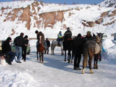 Chimgan and Beldersay - Ski resorts - Uzbekistan