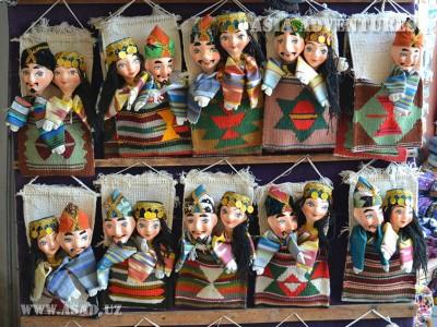 Декоративно – прикладное искусство и ремесла Узбекистана