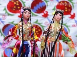 Узбекские куклы
