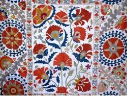 Художественная вышивка. Сюзане в Узбекистане