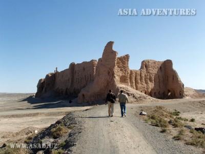 Dzhanpik-kala fortress