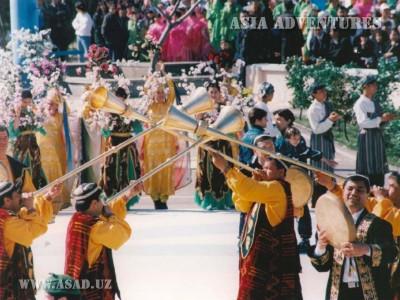 Основные праздники Узбекистана