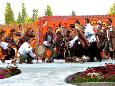"""Бойсун бахори"" (Байсунская весна) международный фольклорный фестиваль"