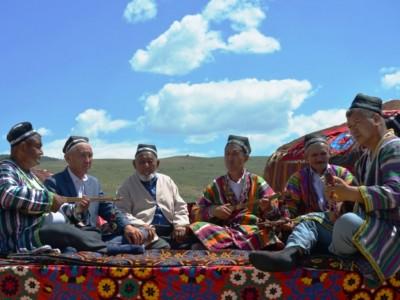 Саксаулы фольклорный фестиваль