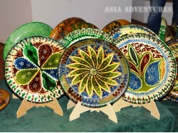 Ceramics of Gizhduvan