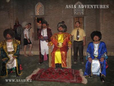 Хорезм и Каракалпакистан