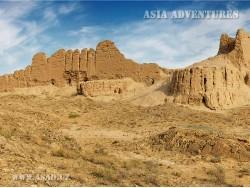 Fortresses of ancient Khoresm