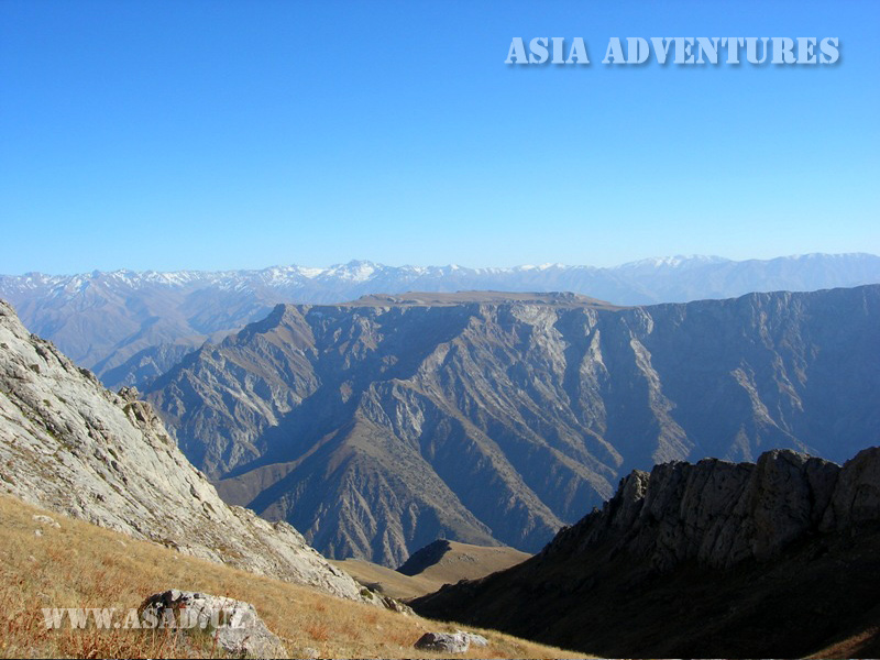 Pulathan plateau. Chimgan. Uzbekistan. Tours in Chimgan ...