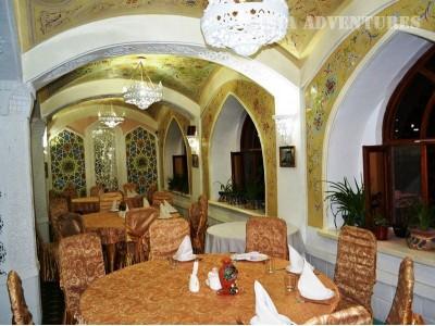 Lyabi-House restaurant