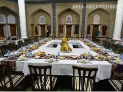 Orient Star Khiva restaurant