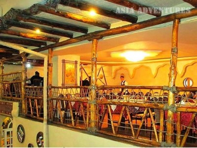 Karim-Bek restaurant