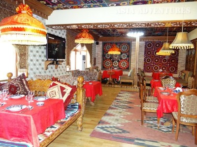 Suzane restaurant