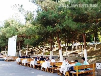 Ресторан Аль-Азиз, Рестораны Ташкента