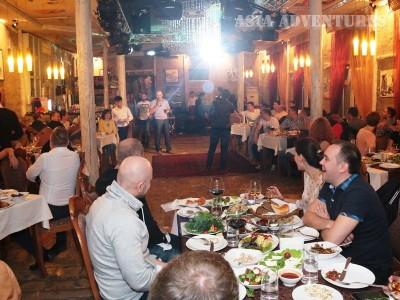 Sarbon restaurant