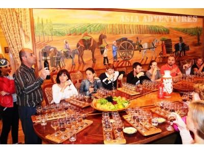 The Sampling of Samarkand Wines