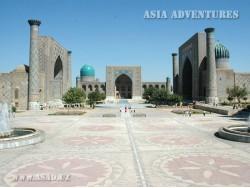 Registan Square