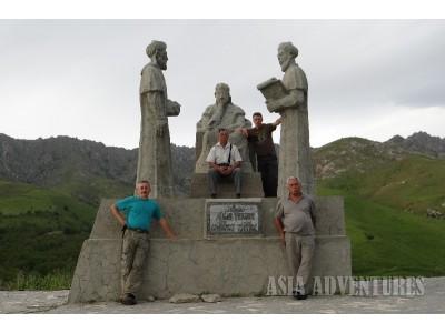 Куруксай – памятник