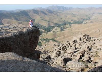 Куруксай – небольшой горный поселок
