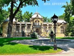 Grand Duke Romanov's residence in Tashkent