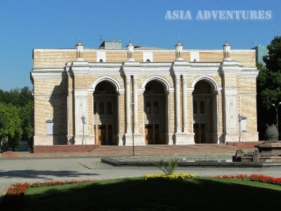 Alisher Navoi Opera and Ballet Grand Academic Theatre
