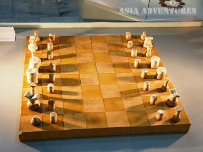 древние шахматы