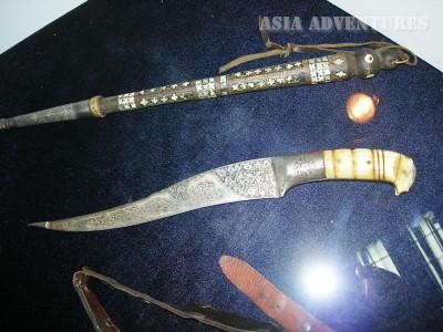 Нож Бактрии