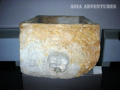 Археологические находки в термезе