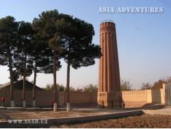 Jarkurgan Minaret