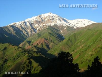The Ugam-Chatkal National park