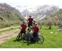 Biking tours from Tashkent