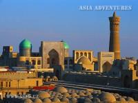 Tours to Bukhara