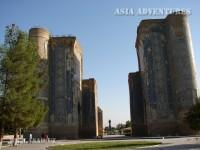 Tours to Shakhrisabz