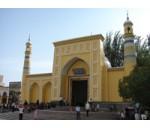 Along the Silk Road to Kashgar