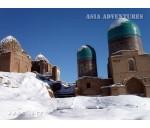 Рождество 2019 в Узбекистане