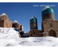 Рождество 2018 в Узбекистане