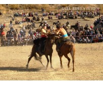 Nomad Games. Issyk-Kul and the Heavenly Mountains